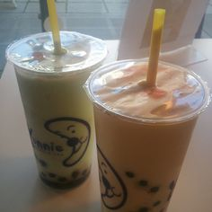 Bubble Tea @ Yunnie Bubble Tea