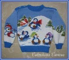 Süveter modelleri Baby west like Intarsia Knitting, Baby Sweater Knitting Pattern, Knit Baby Sweaters, Baby Knitting Patterns, Baby Patterns, Knitting Socks, Diy Crafts Knitting, Knitting For Kids, Crochet For Kids