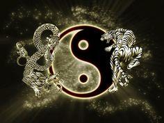 Yin & Yang - Tigre e Dragão | Yin & Yang - Tiger and Dragon