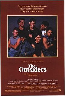 The Outsiders movie 1983