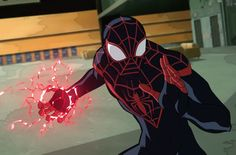 A new casting call for the upcoming Spider-Man animated movie reportedly confirms Miles Morales will be the lead over Peter Parker. Animated Spider, Animated Man, Marvel Heroes, Marvel Avengers, Marvel Comics, Spiderman Pictures, Spiderman Art, Stylish Glasses For Men, Young Avengers