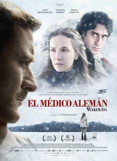 El médico alemán (2013) Arxentina. Dir.: Lucía Puenzo - DVD CINE  2290