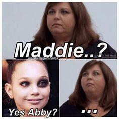 dance moms Abby's face