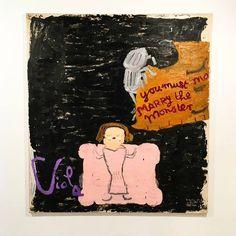 Rose Wylie Rose Wylie, Anna Pavlova, Ruth Asawa, Instagram Posts, Cupid, Painters, Fur Coat, Gallery, Amazing