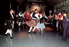 A ceilidh with all my friends and family