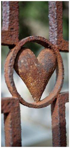 ironwork heart