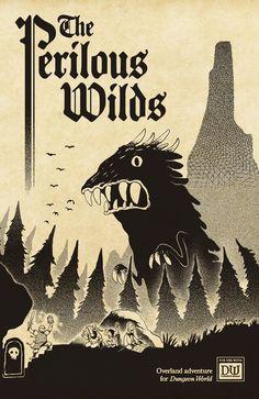 Итак, вы отправляетесь в путешествие: Обзор The Perilous Wilds | Roleplaying News Russian