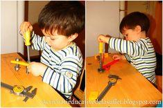 Activitati educative de la suflet la suflet: Dezvoltarea motricitatii fine pentru varsta 1 - 2 ani - idei de jocuri si activitati Montessori