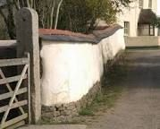 Image result for cob garden wall