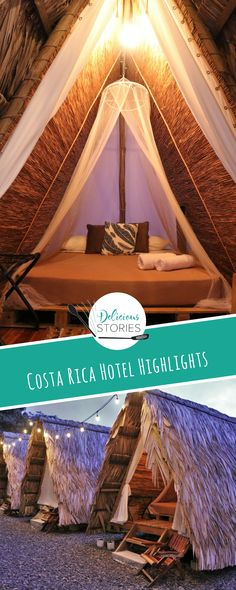 Ein Roadtrip durch Costa Rica und außergewöhnliche Unterkünfte - meine persönlichen Hotel Highlights