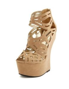 Womens Shoes, Wedges, Boots, Sandals & More: Charlotte Russe