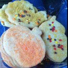 Amish short bread cookies