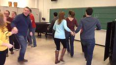 Rob Amchin—University of Louisville—Jingle Bells Dance (2013)