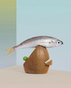 """""""Death foods for new worlds"""" de Carmen Mitrotta, una nueva manera de entender los bodegones y la fotografía"""