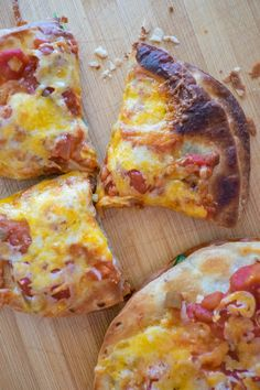 Easiest Mexican Pizza Recipe