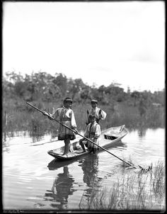 Meeting Florida's Seminoles Through Rediscovered Photos : The Picture Show : NPR