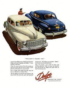 Smoothest Car Afloat | 1948. | Paul Malon | Flickr