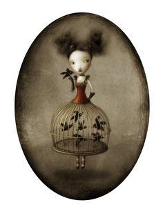 Art et Cancrelats: Nicoletta Ceccoli