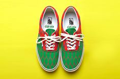Kenzo on Vans for Tan Times.. SUmmer