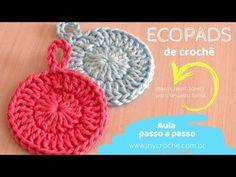 Crochet Circles, Diy Home Crafts, Crochet Earrings, Crochet Patterns, Crochet Hats, Bows, Embroidery, Youtube, Creative