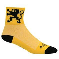 SockGuy Men's Lion Of Flanders Socks « Holiday Adds