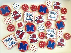ole miss cookies - Google Search