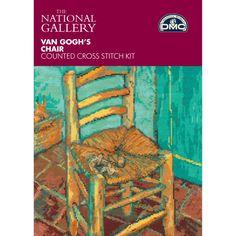Kit La silla de Van Gogh BL1066/71 - Casa - Deco - DMC