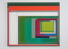 "Patrick Wilson, ""Wake Up"", 2011, Acrylic on canvas, 49"" x 59"""