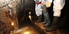 Couches, tampons, lingettes: 60 tonnes de détritus obstruaient les égouts en Essonne