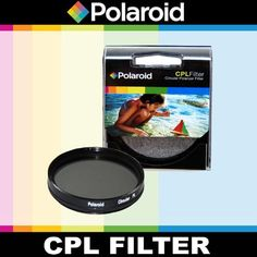 Polaroid Optics CPL Circular Polarizer Filter For The Pentax K-X, K-7, K-5, K-R, 645D, K20D, K200D, K2000, K10D, K2000, K1000, K100D Super, K110D, *ist D, *ist DL, *ist DS, *ist DS2 Digital SLR Cameras Which Has Any Of These (18-55mm, 50-200mm) Pentax Lenses *** More info could be found at the image url. (This is an Amazon Affiliate link and I receive a commission for the sales)