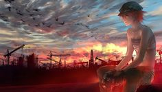 """""""A good photo keeps a magic moment from running away."""" Illustration by Yuumei"""