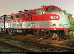 RailPictures.Net Photo: RJC 1941 R.J. Corman Railroads EMD FP7 at Bardstown, Kentucky by Jonathan Guy