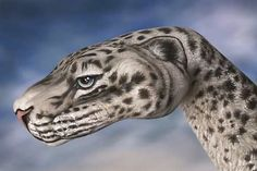Guido Daniele is an award-winning artist from Soverato, Italy. In 1990 he began to explore and experiment with body and hand painting. By having his models contort their African Big Cats, Illusion Art, Like Animals, Hand Art, Hand Painting Art, Italian Artist, Anime Comics, Animal Paintings, Pet Portraits