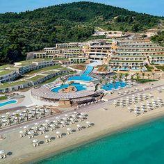Miraggio Thermal Spa Resort, Aghia Paraskevi, Chalkidiki, Macedonia