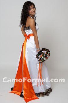 Superb Mossy Oak Camo Wedding Dresses | ... Mossy Oak Wedding, Skulls And Camo  Wedding Garter, Camouflage Wedding | Wedding Stuff | Pinterest | Camo  Wedding, ...