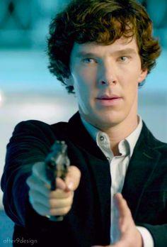 Stayin Alive...Sherlock ~ Moriarty