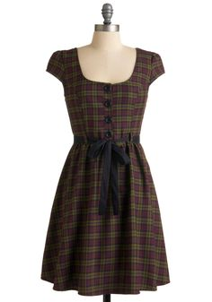 I've never ordered from Modcloth since they're freaking expensive but I would rock the heck out of this dress. $70 (on sale)