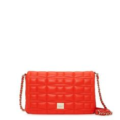 """This Kate Spade cross body is kind of adorable and features the """"it"""" color of 2012"""