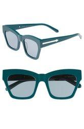 e651306bc5 Karen Walker Treasure 52mm Cat Eye Sunglasses