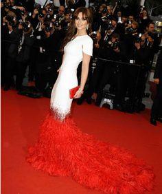 Cheryl Cole in Stephane Rolland