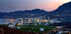 Serifos Island (Livadi) Greece