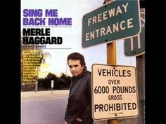 Merle Haggard - Home Is Where A Kid Grows Up - YouTube