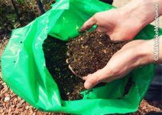 Milieuvriendelijke potgrond
