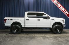 NWMS Delivers : 2015 Ford F150 SuperCrew Cab XLT Pickup 4D 5 1/2 ft. Buy online & delivered to your home, with 3 day returns. AutoCheck® verified clean title & accident free. Online financing, a real trade-in offer & additional protection.