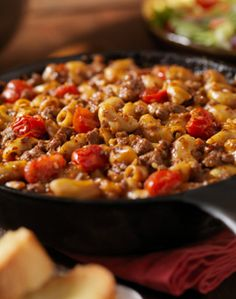 Slow cooked chili mac --and other diabetic friendly recipes.  With nutritional info