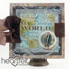 Heartfelt Creations | My World