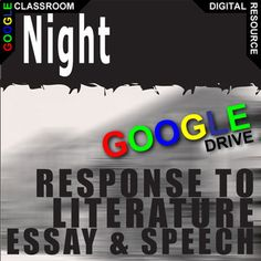 night essay prompts grading rubrics by elie wiesel essay  night essay prompts and speech w rubrics created for digital