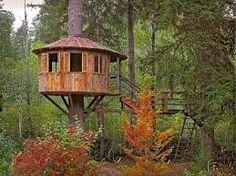 Risultati immagini per tree house