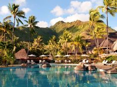 Private islands in the Caribbean. Mega-resorts on Bali. Readers of *Cond� Nast Traveler* have cast their votes, selecting these 40 beach resorts as their favorites around the world. Some are unusual, some exclusive, and all are perfect for armchair travel or booking that next warm getaway.