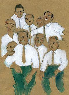 Amigos I    Autor: María Elena Di Tullio